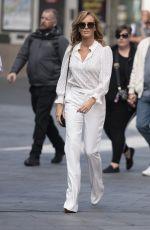 AMANDA HOLDEN Arrives at Heart Radio in London 09/17/2020