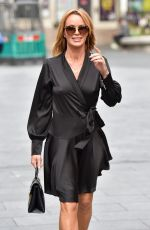 AMANDA HOLDEN Out in London 09/23/2020