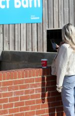 AMBER TURNER on the Set of The Only Way is Essex 09/03/2020