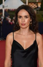 AMELLE CHAHBI at Home Front Premiere at 2020 Deauville American Film Festival 09/10/2020