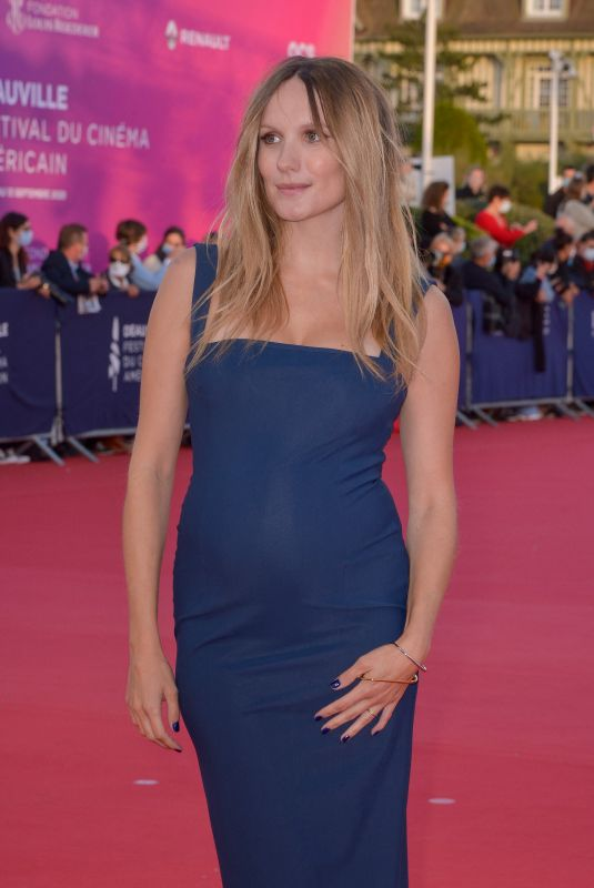 ANA GIRARDOT at The Professor and the Madman Screening at 2020 Deauville American Film Festival 09/05/2020