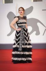 ANDREA LUDOVICA MARTINO at New Order Premiere at 2020 Venice Film Festival 09/10/2020