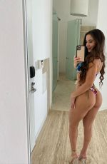 ANGIE VARONA in Bikini - Instagram Photos 09/15/2020