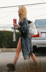 ANNALYNNE MCCORD in Bikini at Huntington Beach 09/11/2020