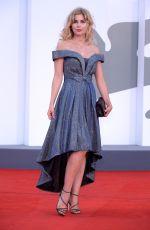 ANTOINETTE ARON at Never Gonna Snow Again Premiere at 77th Venice Film Festival 09/07/2020