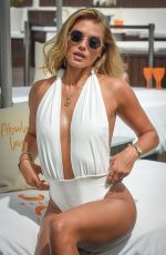 ARABELLA CHI in Swimsuit at a Photoshoot in Spain 09/01/2020