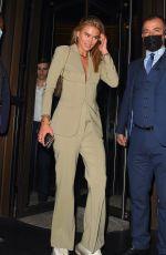 ARABELLA CHI Leaves Novikov in London 09/26/2020