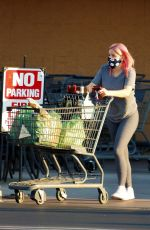 ARIEL WINTER Out Shopping in Los Angeles 09/25/2020