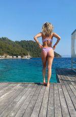 ASHLEY ROBERTS in Bikini - Instagram Photos 09/15/2020