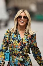 ASHLEY ROBERTS Out and About in London 09/09/2020