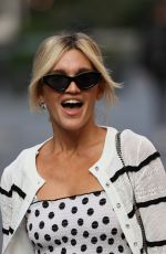 ASHLEY ROBERTS Out in London 09/17/2020