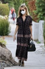 ASHLEY TISDALE Out and About in West Hollywood 09/17/2020
