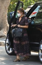 ASHLEY TISDALE Visit a Friend in West Hollywood 09/17/2020
