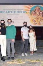 AUBREY PLAZA at The Little Hours Screening at Arclight