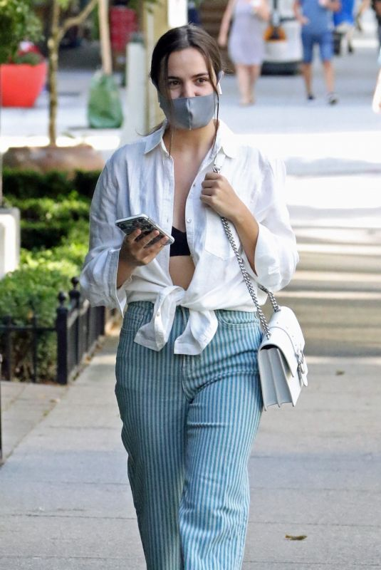 BAILEE MADISON Out and About in Vancouver 09/09/2020