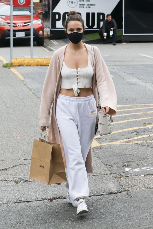 BAILEE MADISON Out and About in Vancouver 09/20/2020