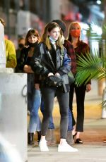 BARBARA PALVIN Out for Dinner with Friends in New York 09/26/2020