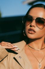 BECKY G for Becky G x Dime. Eyewear Collection, August 2020