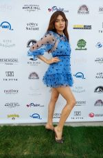 BLANCA BLANCO at Kiss the Ground Premiere at Andaz West Hollywood 09/18/2020