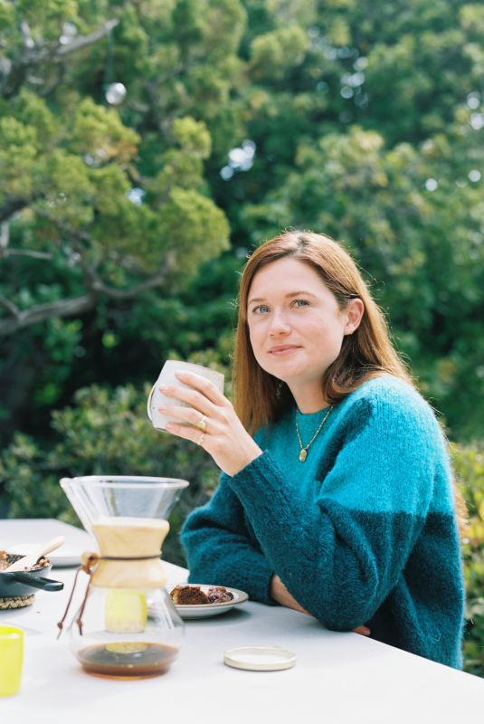 BONNIE WRIGHT for Canyon Coffee, September 2020