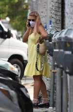 BUSY PHILIPPS Out in Los Angeles 09/09/2020