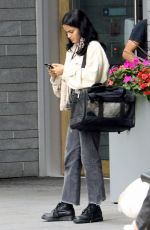 CAMILA MENDES Out and About in Vancouver 09/19/2020