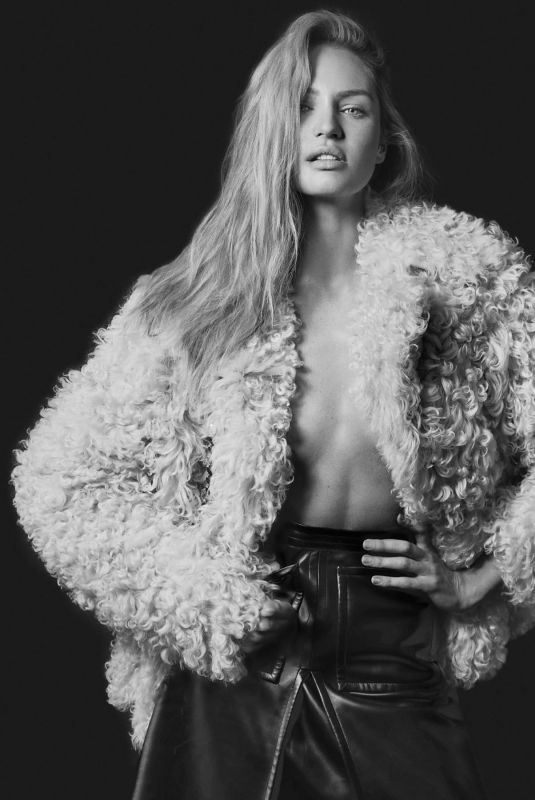 CANDICE SWANEPOEL for V Magazine, Pre-fall 2020