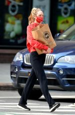 CANDICE SWANEPOEL Out Shopping in New York 09/17/2020