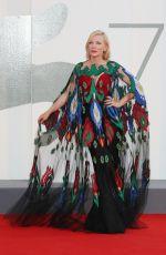 CATE BLANCHETT at 77th Venice Film Festival Closing Ceremony 09/12/2020