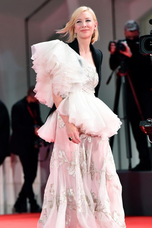 CATE BLANCHETT at Love After Love Premiere at 77th Venice International Film Festival 09/08/2020