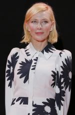 CATE BLANCHETT at Mrs America Screening at Campari Boat Cinema at Venice Film Festival 09/11/2020