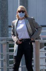 CATE BLANCHETT Leaves Venice Film Festival 09/13/2020