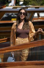 CECILIA RODRIGUEZ Arrives at Hotel Excelsior in Venice 09/05/2020