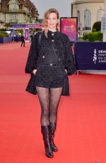 CELINE SALLETTE at ADN Screening at 46th Deauville American Film Festival 09/11/2020