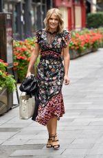 CHARLOTTE HAWKINS Leaves Global Offices in London 09/08/2020