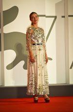 CHARLOTTE VEGA at Mosquito State Premiere at 2020 Venice Film Festival 09/05/2020