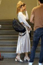 CHRISHELL STAUSE at DWTS Studio in Los Angeles 09/27/2020
