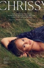 CHRISSY TEIGEN in Marie Claire Magazine, Australia October 2020