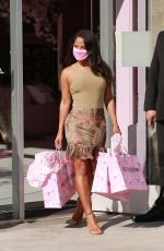 CHRISTINA MILIAN at Pretty Little Thing in West Hollywood 09/18/2020