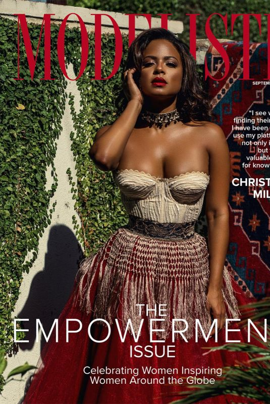 CHRISTINA MILIAN in Modeliste Magazine, September 2020