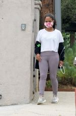 CHRISTINA MILIAN Out and About in Los Angeles 09/15/2020