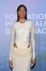 CINDY BRUNA at Monte-carlo Gala for Planetary Health 09/24/2020