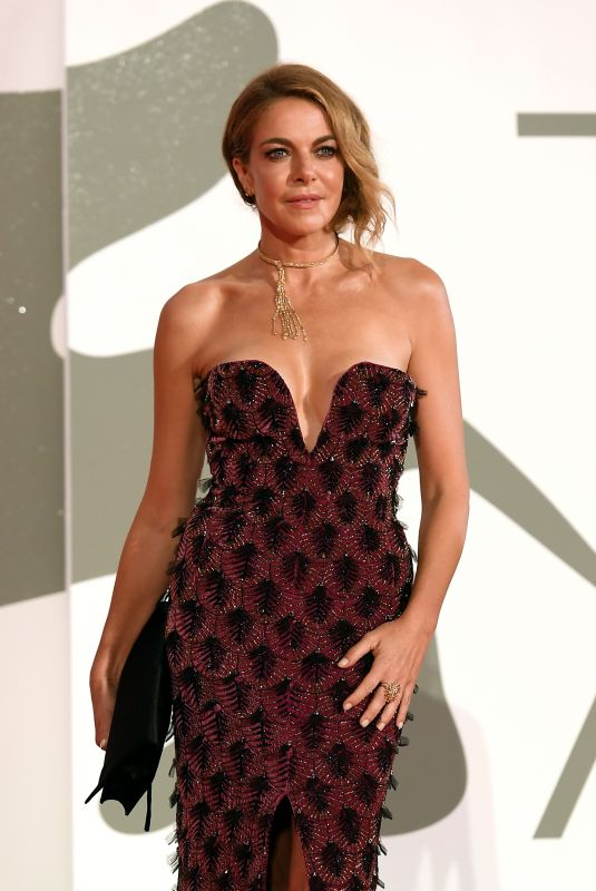 CLAUDIA GERINI at Flming Italy Best Movie Award at 77th Venice Film Festival 09/06/2020