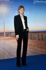 CLEMENCE POESY at Resistance Photocall at 2020 Deauville American Film Festival 09/10/2020