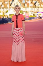 CLEMENCE POESY at Resistance Premiere at 46th Deauville American Film Festival 09/09/2020