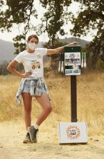 COBIE SMULDERS Celebrates Launch of The Planet Oat Project in Calabasas 09/09/2020