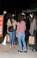 COURTENEY COX Out for Dinner in Santa Monica 09/22/2020