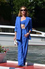 CRISTIANA CAPATONDI Arrives at Hotel Excelsior in Venice 09/05/2020