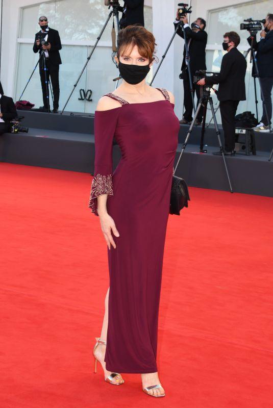 CRISTINA PAROVEL at 77th Venice Film Festival Opening Ceremony 09/02/2020