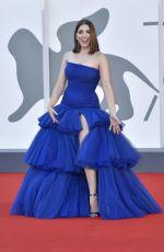 CYNTHIA SAMUEL at Nomadland Premiere at 77th Venice Film Festival 09/11/2020